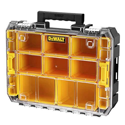 DEWALT DWST82968-1 - Organizador con tapa transparente TSTAK V - IP54