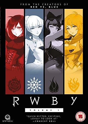 RWBY: Volume 1 [NTSC] [DVD]