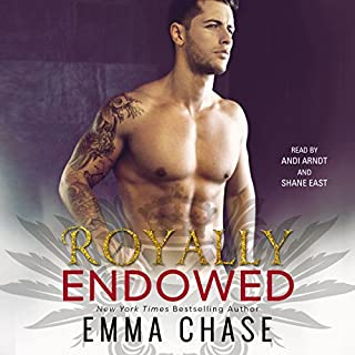 Royally Endowed audiobook cover art