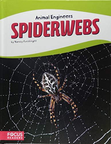 Spiderwebs (Focus Readers: Animal Engineers: Beacon Level)