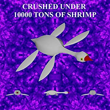 Crushed Under 10000 Tons of Shrimp