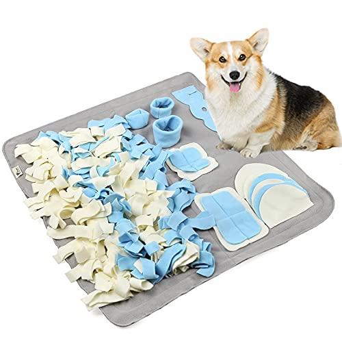 Pidsen ペットおもちゃ 訓練毛布 犬 猫 ペット ノーズワーク マット 頑丈 分離不安・食いちぎる対策 運動不...