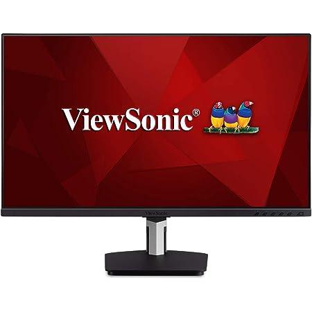 Viewsonic Td2455 59 9 Cm Touch Monitor Silber Schwarz Computer Zubehör