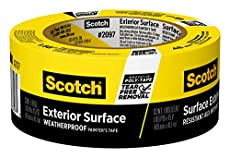 Image of Scotch Painters Tape. Brand catalog list of Scotch Painter's Tape.