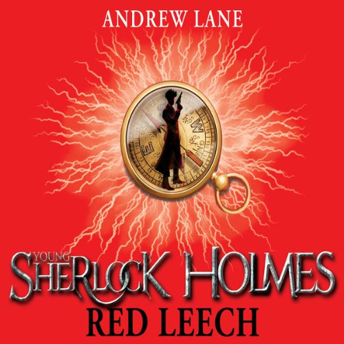 Young Sherlock Holmes 2: Red Leech audiobook cover art