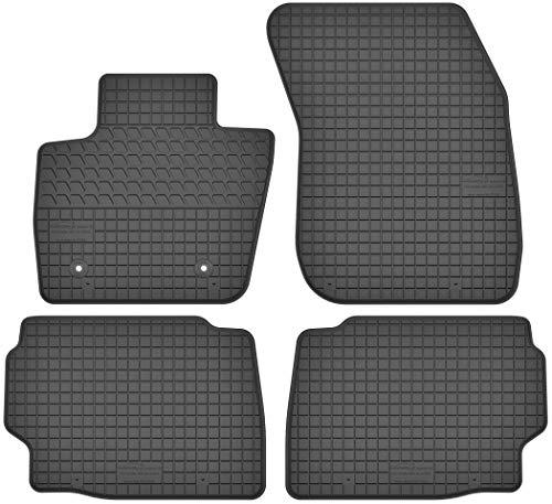Motohobby Gummimatten Gummi Fußmatten Satz für Ford Mondeo MK5 (ab 2015) - Passgenau