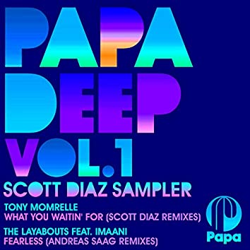 PAPA DEEP, Vol. 1 (Scott Diaz Sampler)