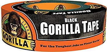 Gorilla Glue Black Gorilla Tape 1.88  x 35 yd 1 ea