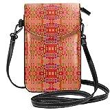 Suminla-Home Jaipur Kleine Handtasche für Handy, Umhängetasche, Smartphone-Geldbörse