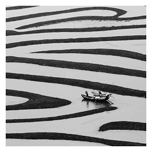 Tapete selbstklebend - Beauty of Simple Life - Fototapete Quadrat 336x336 cm