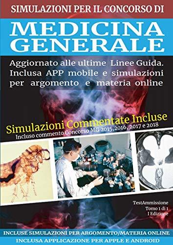 Simulazioni per il concorso di medicina generale