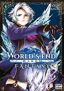 World's End Harem Fantasy Edition simple Tome 4