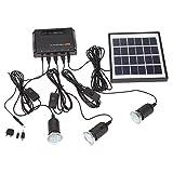 kit solar led