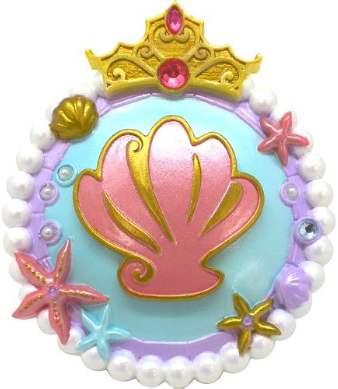 Disney Princess Kurasshii mirror 1 Ariel Little Mermaid