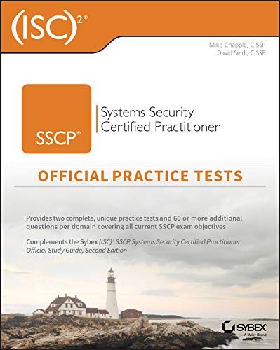 (ISC)2 SSCP Systems Security Certified Practitioner Official Practice Tests (English Edition)