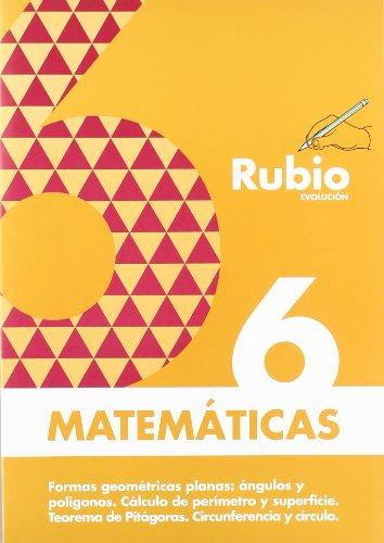 Problemas Rubio evolución, nº 6 (Matemáticas Evolución RUBIO)