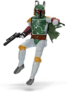 Hallmark Keepsake Christmas Ornament 2018 Year Dated, Star Wars: Return of The Jedi Boba Fett