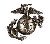 USMC Pewter Lapel Pin