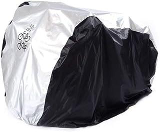 WINOMO Bicicleta Capa para 2 Bicicleta Ciclo Proteção UV À Prova D' Água À Prova de Chuva Neve Lona para Bicicletas All We...