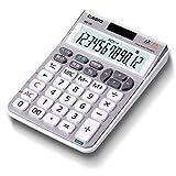 カシオ テンキー電卓 PCと接続してテレワークの効率UP ミニジャストタイプ 12桁 MZ-20SR-N