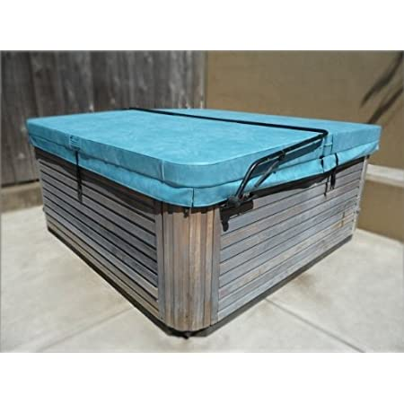 Amazon Com Beyondnice Basic Hot Tub Cover Custom Made 4 Thick Insulating Replacement Spa Cover World S Only Design Your Own Ordering Wizard Insures Every Cover Is Made Perfectly For Every Customer