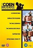 Coen Brothers Collection [Edizione: Regno Unito] [Reino Unido] [DVD]