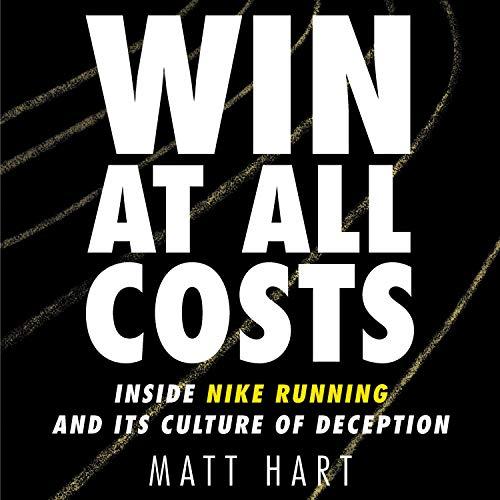 Win at All Costs Audiobook By Matt Hart cover art