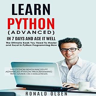 Python: Learn Python (Advanced) cover art