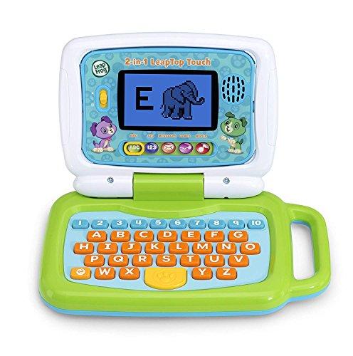 LeapFrog 2 en 1 Leaptop Tactile Portable