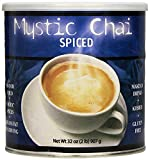 Mystic Chai Spiced Tea Mix - 2 Lbs (2 Packs)