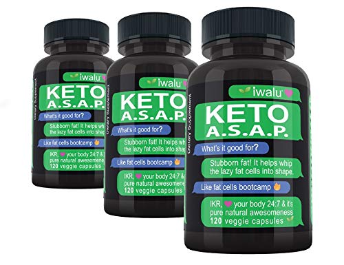 Ketone Pills Ultra Energy Boost: Weight Loss Pills That Works Fast For Women And Men, Get The Max Strength Keto Supplement Weight Loss Diet Pills For Intermittent Fasting For Women And Men Bulk 3 Pack