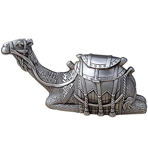 joyeros,Exquisito joyero de camello tridimensional, joyero animal europeo con personalidad creativa, grande