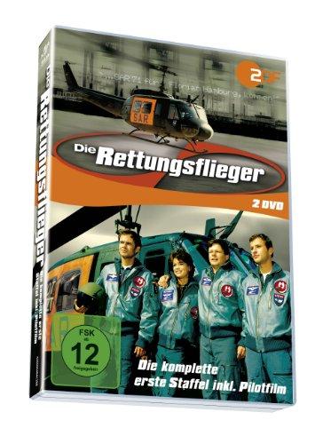 Die Rettungsflieger - Staffel 1 (inkl. Pilotfilm) (2 DVDs)