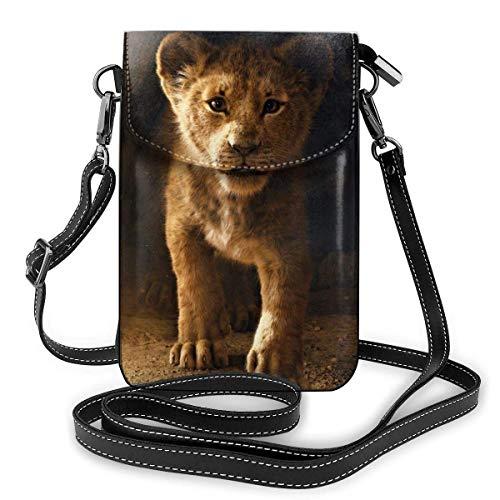 Lion King Phone Purse Women's Crossbody Handbags Lightweight Bags Women...