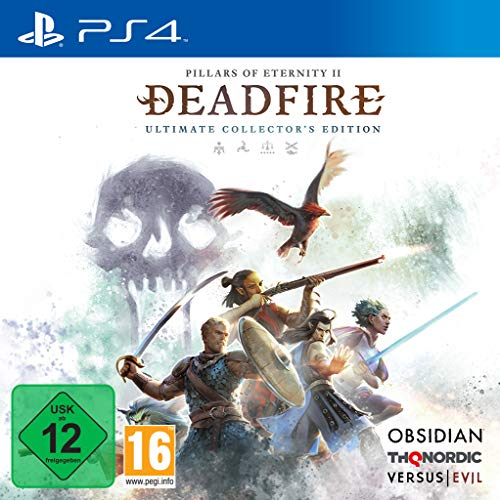 Pillars of Eternity II: Deadfire Ultimate Collector's Edition (Playstation 4)