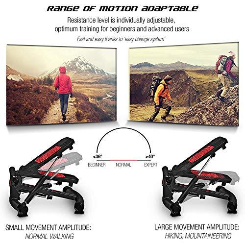 Sportstech STX300 Swing Stepper & Sidestepper