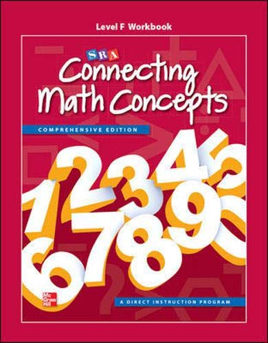 10 best connecting math concepts level f for 2020