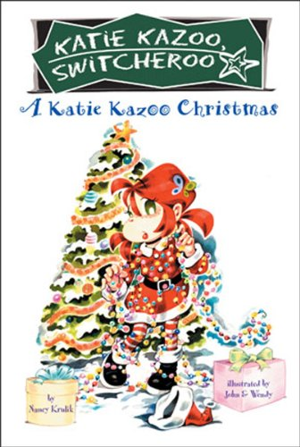 A Katie Kazoo Christmas: Super Super Special (Katie Kazoo, Switcheroo Book 3) (English Edition)