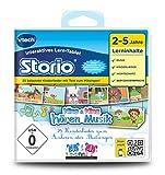 VTech 80-233304 – Jeu éducatif Nino et Nina pour écouter de la Musique (Storio 2, Storio 3S)