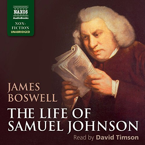 The Life of Samuel Johnson cover art