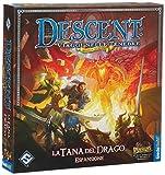 Giochi Uniti - Descent. Viaggi nelle Tenebre. La Tana del Drago [Espansione per Descent Seconda Edizione]