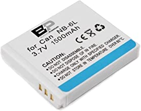 BP NB-6L Battery for Canon NB-6L, NB-6LH for PowerShot D30, S120,SD1200 is, SD1300 is, SD3500 is, SD4000 is, SX280 HS, SX510 HS, SX520 HS, SX530 HS, SX600 HS, SX610 HS, SX700 HS, SX710 HS