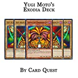 Yu-Gi-Oh! Yugi Moto Complete Exodia The Forbidden One Deck