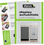 dipos I 6x Screen Protector matte compatible with Hisense