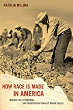 How Race Is Made in America: Immigration, Citizenship, and the Historical Power of Racial Scripts (Volume 38) (American Cr...