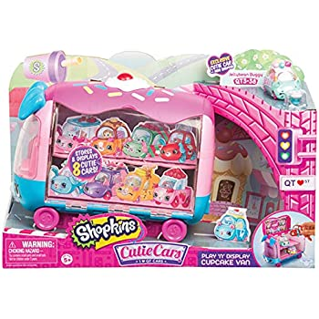 Shopkins HPC11000 Cutie Cars Play 'N' Display | Shopkin.Toys - Image 1
