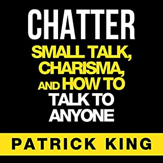 Chatter audiobook cover art