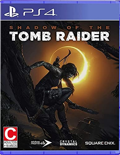 Shadow of the Tomb Raider for PlayStation 4 [USA]