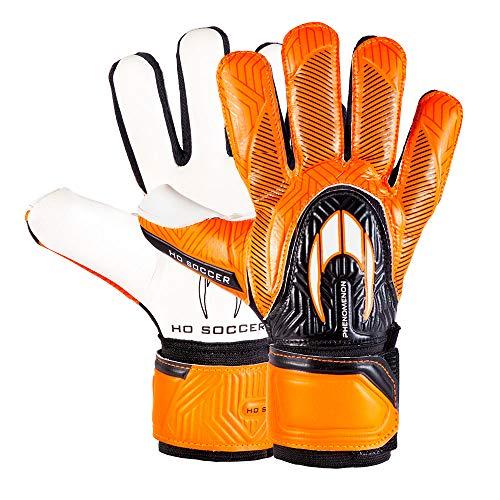 Unisex Bambini Ho soccer Clone Supremo II Negative Orange Spark Guanti da Portiere