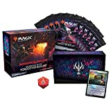 Magic: The Gathering Adventures in The Forgotten Realms Bundle, 10 Draft Boosters & Accesorios, Multicolor